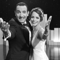 Quiet riot: Jean Dujardin (left) and Berenice Bejo star in 'The Artist,' the first silent film to win an Academy Award since William Wellman's 'Wings' in 1929.   © LA PETITE REINE. STUDO 37. LA CLASSE AMERICAINE. JD PROD. FRANCE 3 CINEMA. JOUROR PRODUCTIONS. UFILM
