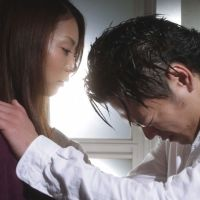 Human after all: Luka (Honoka, left) and Takuya (Masato Tsujioka) in Jumpei Matsumoto's 'Mada, Ningen (Still Human Beings).' | © 2011