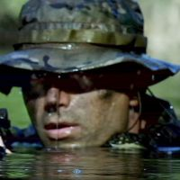 Aiming high: 'Act of Valor' stars real, active United States Navy SEALs and uses their tactics and equipment to portray supposedly authentic situations. Though it does come off as propaganda, it's as entertaining as many Hollywood action movies. | &#169; 2012 IATM, LLC