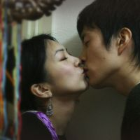 Fragile hearts: Rocky relationship drama 'Seesaw' sees Makoto (Maki Murakami, left) and Shinji (Keihiro Kanyama, who also directs) deal with marriage issues, a secret pregnancy and something much, much darker. | © Cinepazoo & Helpless Lunch