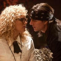 Rock of ageds: Tom Cruise turns in a fun performance as elder rock star Stacee Jaxx in 'Rock of Ages.' | © 2012 WARNER BROS. ENTERTAINMENT INC.