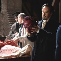 Quoth the actor: John Cusack portrays celebrated horror writer Edgar Allan Poe (1809-49) in 'The Raven.'  The story centers on a killer who uses Poe's works for inspiration. | &#169; 2011 INCENTIVE FILM PRODUCTIONS, LLC. ALL RIGHTS RESERVED.