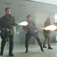 They'll be back: 'The Expendables 2.' | © 2012 Barney's Christmas, Inc. All Rights Reserved