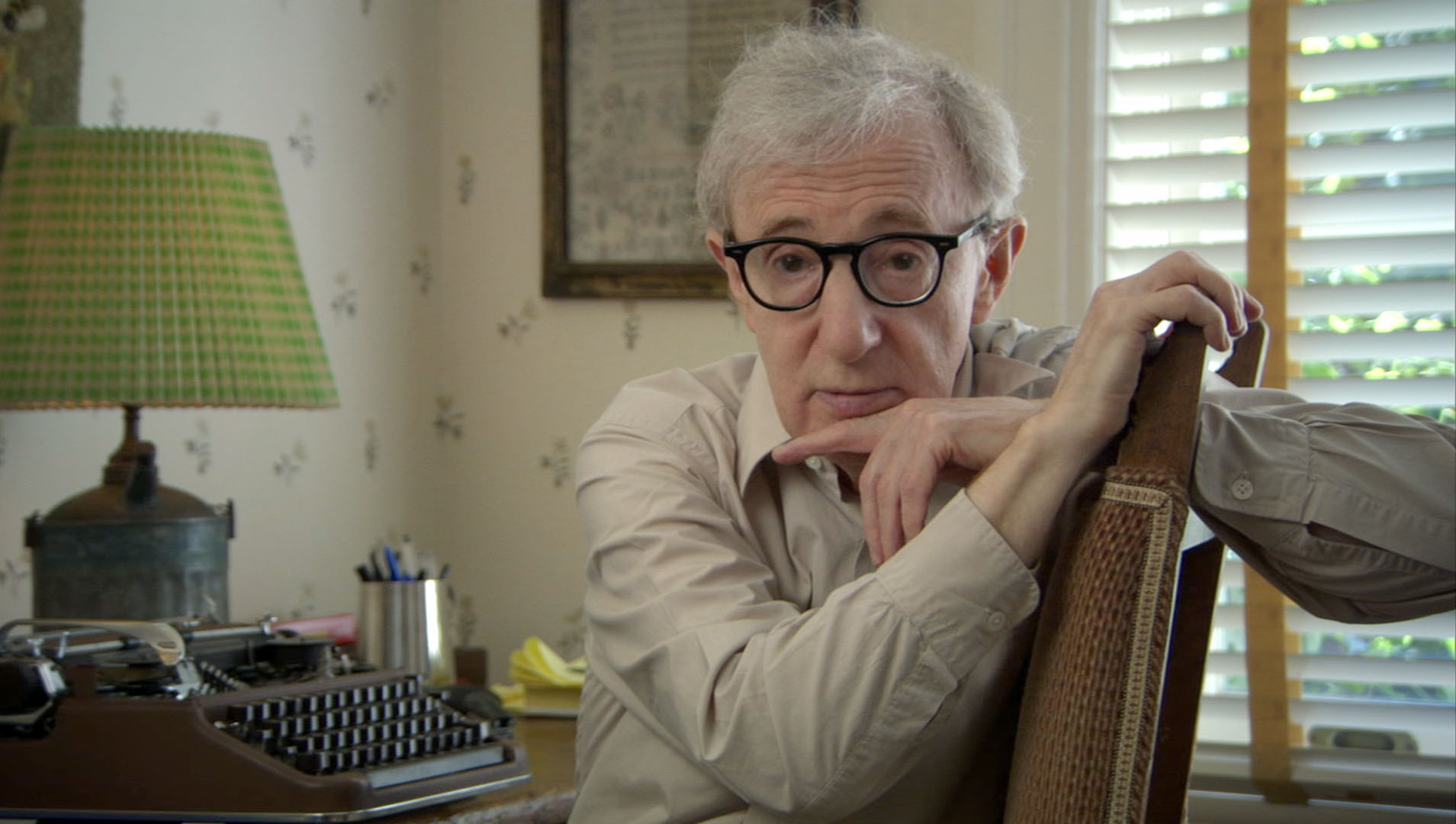 Typecast: 'Woody Allen: A Documentary' traces the career of one of America's most prolific directors, featuring interviews with many of his stars and showing artifacts such as the typewriter he has used for 60 years. | © 2010 Mediapro, Versatil Cinema & Gravier Production, Inc.