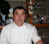 Chef Keizo Asai of El Caminito