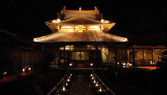 An intoxicating temple in Kyoto