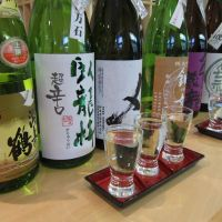 Try before you buy: The Meishu Center in Hamamatsucho, Tokyo, offers sake tastings at a reasonable price. | MELINDA JOE