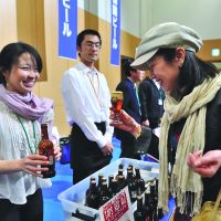 Coming to a head: Beer lovers will converge on venues all around Japan to taste hundreds of domestic and international brews as well as beer-friendly cuisine. Early birds may receive souvenir glasses to take home, too.
