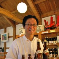 From sake to suds: Taro Ishikawa of Ishikawa Shuzo (left) and Tetsuro Igarashi of Kumazawa Shuzo are among the 40-odd sake makers that are now also producing craft beer. | MELINDA JOE
