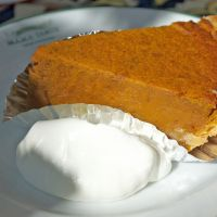 Smashing: Pumpkin pie is among the classics at Mama Tarte. | REBECCA MILNER
