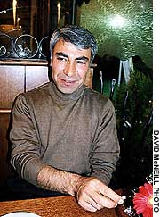Kurdish refugee Erbil Suleyman has been 'trapped' in Japan since November 1998.