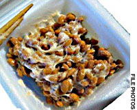 Typical Japanese dishes natto has massive health benefits.