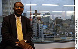 Phoenix Associates vice president Peter Owans has experienced the changing face of Japan's teaching industry over the years.