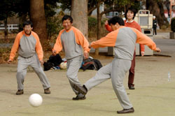 Team Japan faces huge hurdles on road to Homeless World Cup