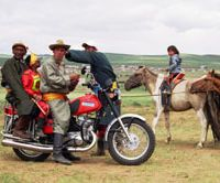 Horse powers: Changes afoot in the grasslands of Central Asia | MATTHIAS MESSMER PHOTO