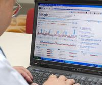 The search is on: Google Trends is now available in Japanese. | YOSHIAKI MIURA PHOTO