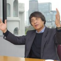 All-embracing: Architect extraordinaire Tadao Ando gets his broader message across during his recent JT interview. | YOSHIAKI MIURA PHOTO