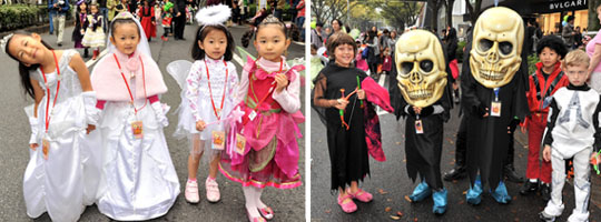 Halloween parade a fun autumn tradition for kids, parents alike