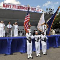 Annual Yokosuka Navy Friendship Day draws 60,000