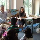 Book readings for children capture kids' imaginations