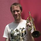 American trumpeter makes his horn sing in Kansai clubs
