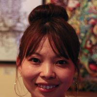 Rieko Genka, Museum attendant, 28 (Japanese): Its not quite Halloween, but the men in Kabukicho who ask you questions and stop you on the street are pretty weird and scary — the masters of fake temptation.