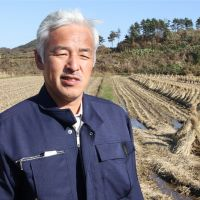 In the zone: Naoto Matsumura, who believes he is the only person still living in the evacuation zone around the Fukushima No.1 nuclear power plant. | CHRISTOPHER JOHNSON PHOTOS