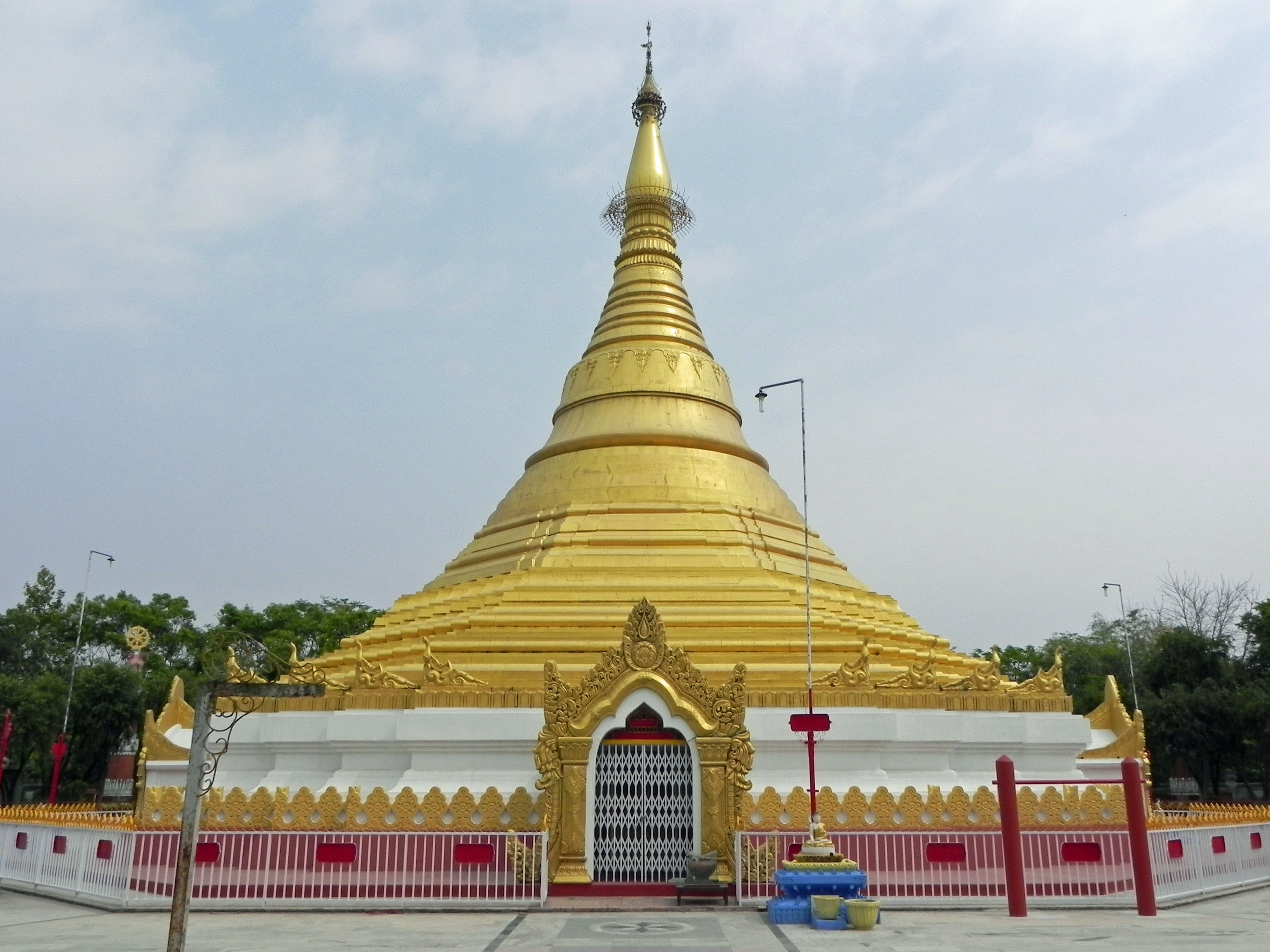 Places To Visit In Lumbini