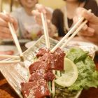 Raw beef liver not alone in Japan's big menu of extreme foods