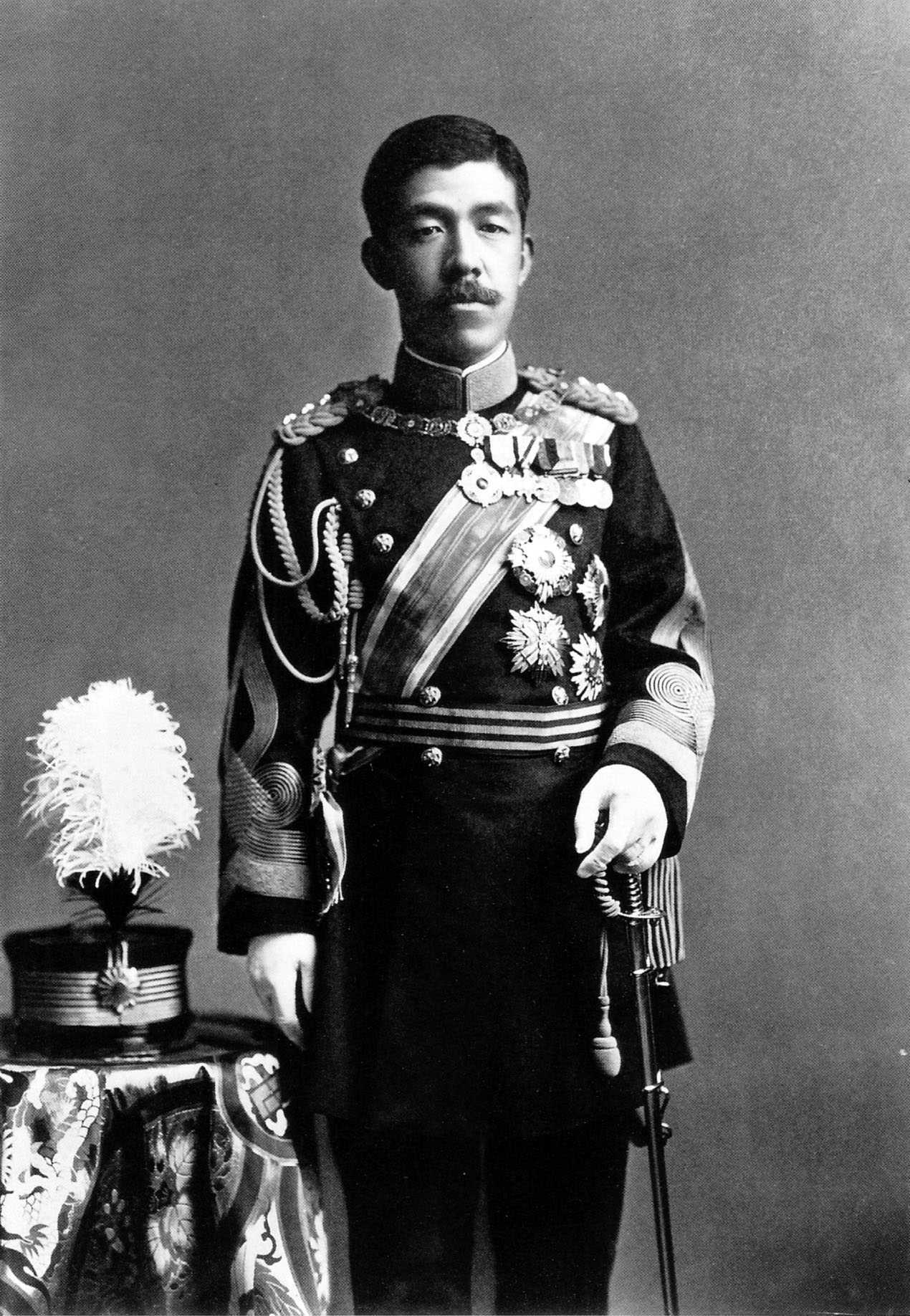 an analysis of japans imperial The constitution of the empire of japan  imperial oath sworn in the sanctuary in the  the conditions necessary for being a japanese subject shall be.