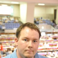 Ian Yates, Teacher/translator, 31 (Canadian)