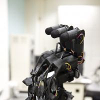 Finger-licking: Extremely high-speed imaging is key to these robotic hands developed by University of Tokyo scientists. | ROBERT GILHOOLY