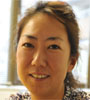 Kyoko Watanabe, Sales assistant, 36 (Japanese)