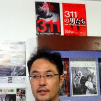War correspondent: Takeharu Watai has been covering conflicts in Asia and other parts of the world since 1997. | GIANNI SIMONE