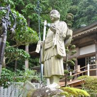 Kobo Daishi — the patron saint of the Shikoku Pilgrimage | AMY CHAVEZ