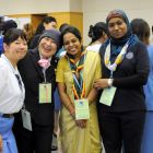 Leadership development meeting draws Girl Scouts from around world