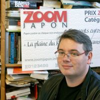 Finger on the pulse: Zoom Japon director Claude Leblanc says he wants to 'portray the country for what it really is.' | RITSUKO KOGA
