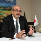 Envoy acts as bridge between Japan, Armenia