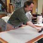 Dutchman keeps paper-making traditions alive at his Shikoku studio