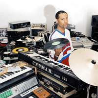 Rapper Madlib's mad assortment