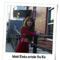 Maki Rinka at SXSW: My music goes well with alcohol