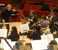 Dutchman takes Tokyo orchestra to new heights