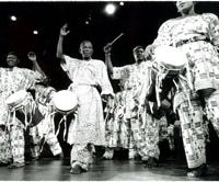 Doudou N'Diaye Rose Percussion Orchestra