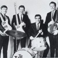 A promo shot of the band from the 1960s