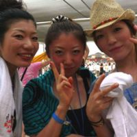 The fans have their say at Summer Sonic's Tokyo site