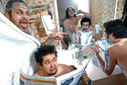 Good clean fun: Nutty punks NOFX play at Punkspring.