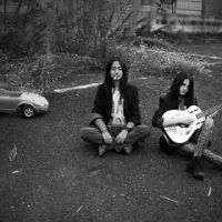 Bright future: Mikio Hirama (left) and Emily Connor comprise rock act oh sunshine. Between the two, their musical influences span three decades of rock music.