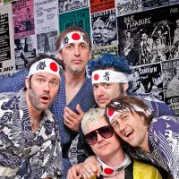 Language exchange: The members of Me First and the Gimme Gimmes have recorded a cover album of Japanese songs.