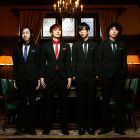 The Bawdies get ready for their  Beatles moment