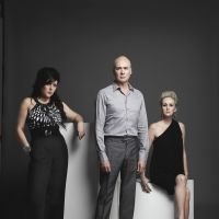 League of their own: Joanne Catherall, Philip Oakey and Susan Ann Sulley comprise The Human League.